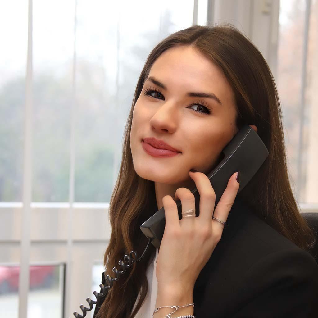 Luisa Tryonadt - Werkstudentin, Fotografin